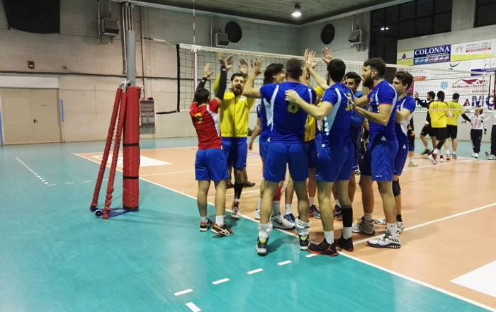 Volley CLT vs montorio