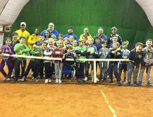 Sabato 25 novembre sui campi del CLT la tappa intercircolo del FIT Junior Program