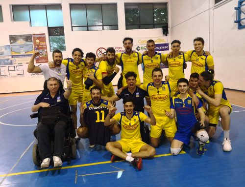 Volley, il CLT conquista la salvezza in serie B